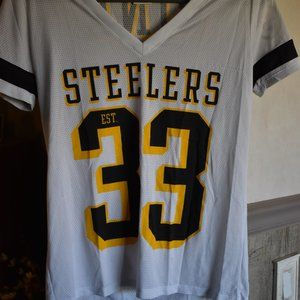Pink by Victoria's Secret Steelers NFL Shirt